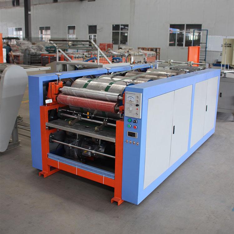 编织袋四色印刷机