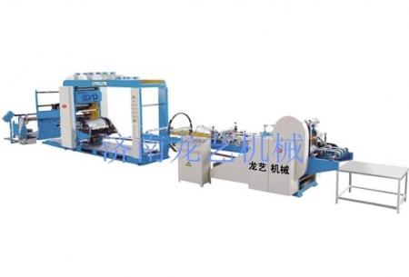 水泥袋印刷裁切机组