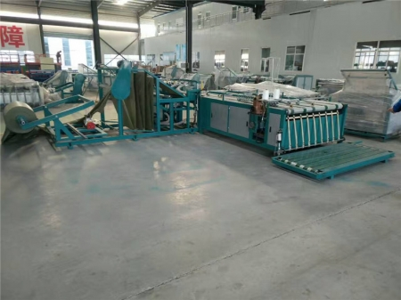编织袋切缝机