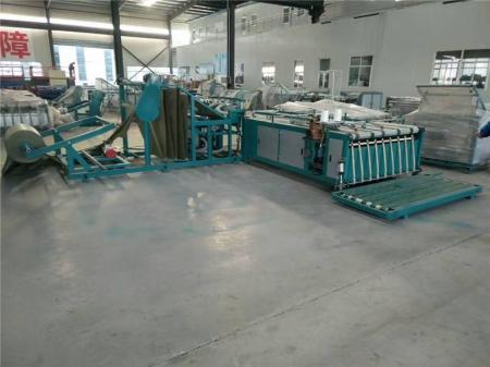编织袋热切缝一体机