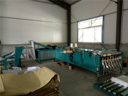 编织袋切缝机大米袋饲料袋切缝一体机