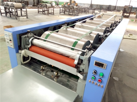 编织袋五色印刷机编织袋设备